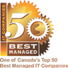 Top 50 Best Managed Logo